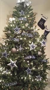 Cowboys Christmas Tree Michaelbillingtoncouk