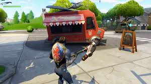 100 240 Truck Fortnite Just Got A Fork Knife Food