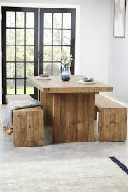 Brooklyn Fixed Dining Table