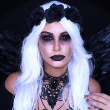 Carli Bybel Halloween by 21 Simple U0026 Pretty Look Angel Halloween Makeup Ideas Halloween