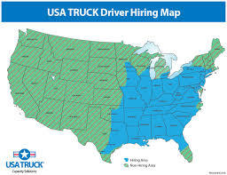 100 Usa Trucking Jobs USA Truck Driving Class A Drivers