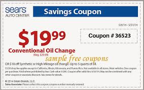 Sears Auto Coupons - Digital Games Deals