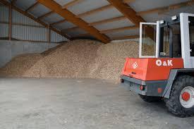 100 Wood Gasifier Truck Bull Mast Herbert Kiendl DE