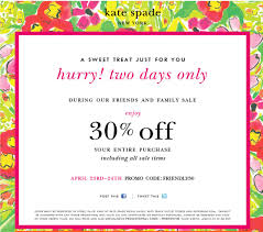 Kate Spade Coupon Code Kate Spade Coupons 30 Off At Or Online Via Promo Code New York Promo Code August 2019 Up To 40 Off 80 Off Lussonet Coupons Discount Codes Wethriftcom Spade Coupon Coupon Coupon Archives The Fairy Tale Family Framed Picture Dot Monster Iphone 7 Case Multi Kate July Average 934 Apex Finish Line Fire Systems Competitors Revenue And Popsugar Must Have Box Review Winter 2018 Retailers Who Will Reward You For Abandoning Your Shopping Cart 2017