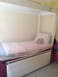 captivating pedicraft canopy bed with insurance approved the
