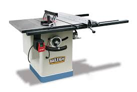 Used Grizzly Cabinet Saw by Entry Level Cabinet Saw Starter Table Saw Baileigh Industrial