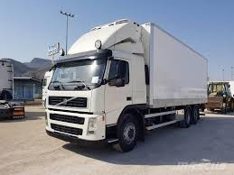 100 Reefer Truck For Sale Used Volvo FM440 Reefer S Year 2008 Price US 43453 For Sale