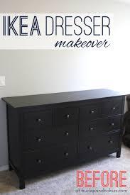 Simple IKEA Dresser Makeover
