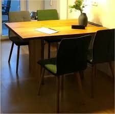 4 stück stühle filz stoff holzbeine stuhl grau und grün