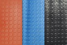 Colors Of Rubber Flooring Tiles