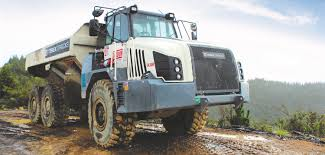 100 German Trucks Terex Upgraded Articulated Hauler To Crack Market