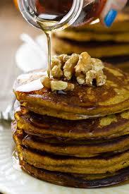 Pumpkin Pancakes With Gluten Free Bisquick by Gluten Free Pumpkin Quinoa Flour Pancakes Recipe