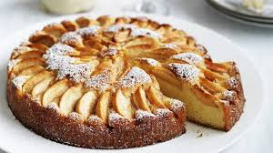 Neil Perrys Italian Apple Cake With Grand Marnier Spiked Mascarpone