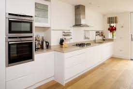 20 Efficient and Gorgeous e Wall Kitchen Design Ideas Style