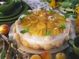 frischkäse aprikosen kuchen