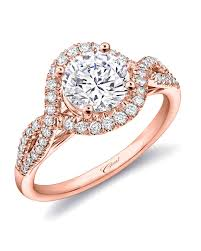 449 Best P H O T O G R A P H Y Engagement Images On Pinterest by 41 Rose Gold Engagement Rings We Love Martha Stewart Weddings