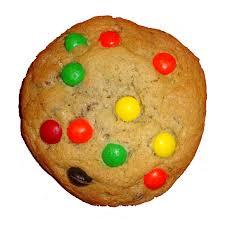 Pokie Chocolate Chip Cookie
