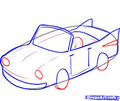 how to draw an easy car step 4