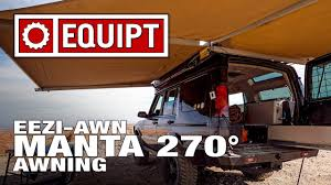 Eezi-Awn Manta 270 Awning - YouTube Wats Going Awn Youtube Field Tested Eeziawns New K9 Roof Rack Expedition Portal Alucab Has Landed In The Usa Archive Page 2 Top Tents And Side Awnings For Vehicles Eezi Awn Toyota Fj Cruiser Forum Good Fj Why Traveling With A Rooftop Tent And Which One Part 1 Alucab Gen3 Roof Tent Review 4xoverland 1800 Series 3 Shower Skirt Image 4 Product Platform 2nd Gen Tacoma Eeziawn Fun Rtt Images Reverse Search