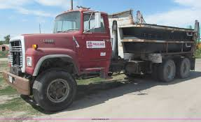 1989 Ford L9000 Tandem Axle Dump Truck | Item B5206 | SOLD! ...