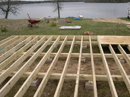 Deck Joist Hangers Nz by Deck Beam Chart Deck Design And Ideas