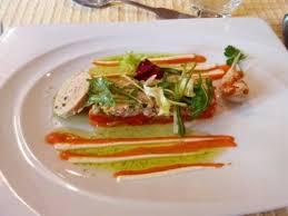 foie gras en pot effiloché de volaille façon poule au pot et foie gras picture of
