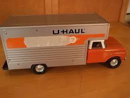 100 Toy Moving Truck Vintage NYLINT UHaul Van 19 1799620655