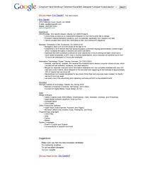 Now For A Great Example Of Traditional Resume 19 Reasons Why This Is An Excellent