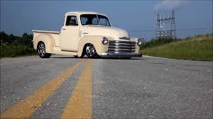 1950 Air Ride Bagged Chevrolet Truck