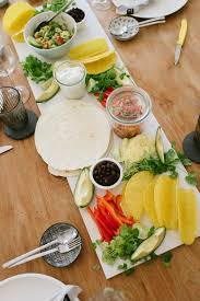 mexikanische snack platte rezept für die bunte grazing