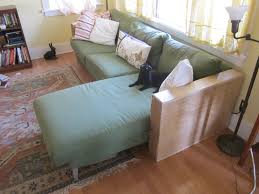 Karlstad Sofa Leg Hack by Ikea Hack Ancient Greek Couch Root Simple