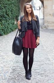 What Are Winter Skirt Outfit Ideas