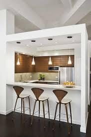 cuisine americaine avec bar cuisine ouverte avec bar cuisine ouverte avec ilot table comptoir
