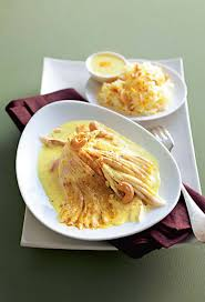 cuisine poisson facile recette aile de raie au curry
