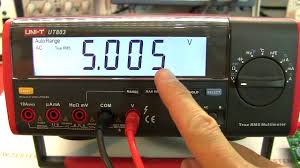 Bench Dmm by Review Uni T Ut803 Trms Bench Multimeter With Pc Data Logging