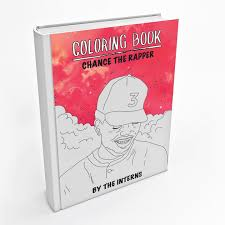 Chance The Rappers Celebrated Mixtape Is Now An Actual Coloring Book
