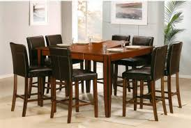 Modern Dining Room Sets Canada by Round Dining Room Tables Canada 18309 Chic Dining Table Canada
