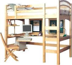 Bunk Beds With Desk For Girls Loft Bed Desks For Sale Cheap