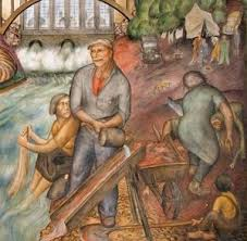 Diego Rivera Rockefeller Center Mural Controversy by Coit Tower Murals City Sightseeing Tours