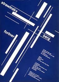Joseph Muller Brockmann Zurich Town Hall Poster 1955