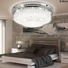 deckenleuchten luxus led decken len schlafzimmer kristall