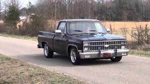 1982 Chevrolet Truck SIlverado Video 2 - YouTube Nice Great 1982 Chevrolet C10 Silverado Short Bed Cc Outtake 1981 Or Luv Diesel A Survivor Chevrolet Ck10 162px Image 8 Chevy Short Bed Hot Rod Shop Truck 57l 350 V8 700r4 Silverado Youtube Car Brochures And Gmc Pickup Inkl Deutsche Brief C60 Tpi Classic For Sale 1992 Dyler For Autabuycom Sa Grain Truck T325 Houston 2013