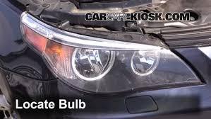headlight change 2004 2010 bmw 525i 2007 bmw 525i 3 0l 6 cyl