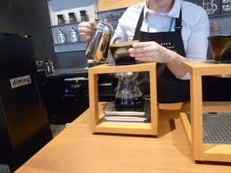 Starbucks Coffee Kyoto Sanjo Karasuma Building The Pour Over Style