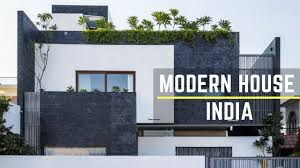 100 Modern House India Contemporary In 11 Charged Void
