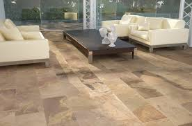 Flooring Living Room Tiles Porcelain Floor Cream Furniture