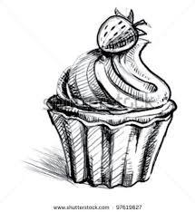 25 trending Cupcake drawing ideas on Pinterest