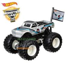 Harga Spesifikasi Hot Wheels Monster Jam Monster Ice Monster ...