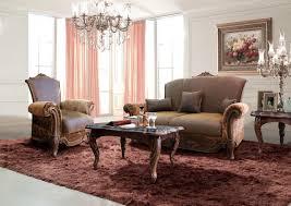 turin designer couchgarnitur mit schlafcouch 2 sesseln und couchtisch barock stil