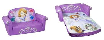 Mickey Mouse Flip Open Sofa by Walmart Disney Sofia The First 2 In 1 Flip Open Sofa 34 97